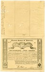1841 January 13 and 1841 June 15: Real Estate Bank of the State of Arkansas, $1,000 bonds
