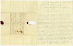 1841 January 1: Courbet, Assumption Parish, Louisiana, to
