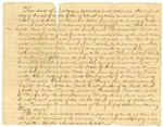 1841 January 16: Andrew Allen, Jr., Independence County, to Real Estate Bank of the State of Arkansas, Deed of mortgage