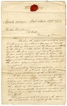 1843 January 19: Alex Boileau, Agent, State Bank, Little Rock, to Governor A. Yell, Agent's report