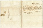 1845 January 9: Governor Thomas S. Drew to E.N. Conway, Auditor, Requesting report on money for salaries of state officers
