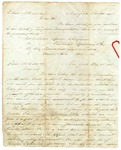 1845 October 16: George F. Cooledges and Brother to Elias N. Conway, Concerning shipment of books