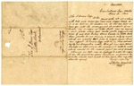 1846 June 2: Stacker Woods and Company to Governor Thomas S. Drew, Concerning purchase of certain iron castings