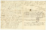 1846 January 6: A.S. Williams, Decatur, Illinois, to E.N. Conway, Auditor, Military bounty land claims