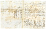 1846 February 18: W.C. Bevens, Batesville, to Governor Thomas S. Drew, Receipt for payment of public money to Real Estate Bank of the State of Arkansas at Batesville