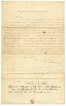 1846 February 9: I.E. Bowen, Milledgeville, Georgia, to E.N. Conway, Auditor, Military bounty land claims