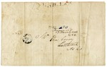 1846 March 11: William T. Larremore, Fayetteville, to Elias Conway, Auditor, Concerning court case of Larremore versus J.W. Johnson
