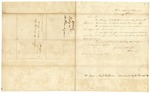 1846 February 11: H. Flanagin, Arkadelphia, to E.N. Conway, Auditor, Letter of introduction for Henry Field Nutman