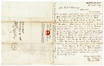 1847 June 29: Henry Neill, Batesville, to E.N. Conway, Auditor, Concerning land conveyed to Samuel Peel by James Trimble