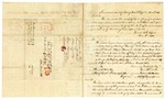1847 December 8: Isaac R. Hite, Stoney Creek, Virginia, to E.N. Conway, Auditor, Military bounty land claim
