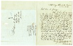 1848 June 28: Robert Dyer, Scotts Ferry, Virginia, to E.N. Conway, Auditor, For information of land donations