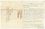 1848 June 16: John McCarthy, Lawrence, Massachusetts, to Auditor of Arkansas, For information of land donations