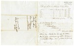 1848 April 27: John Jay, New York, to E.N. Conway, Auditor, Concerning taxes due on land of Hickson W. Field