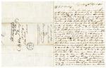 1848 April 11: Henry Smith, Waynesboro, Pennsylvania, to Elias N. Conway, Auditor, Lands sold for taxes