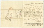 1848 June 27: D.W. Lowe, Batesville, Arkansas, to Elias N. Conway, Auditor, Lands subject to donation