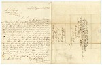 1848 March 7: Nathaniel R. Jones, Norfolk, Virginia, to E.N. Conway, Auditor, For information about land donations