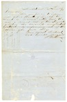 1848 June 1: S.H. Newman, Middletown, Pennsylvania, to E.N. Conway, Auditor, For information about land donations