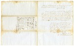 1848 April 5: D.W. Lowe, Cler of Circuit Court, Independence County, to E.N. Conway, Auditor, Order for collection of taxes in county