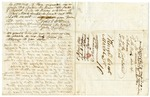 1848 April 5: John E. Williams, et al., Kings Creek, Alabama, to E.N. Conway, Auditor, For information about land donations