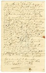 1848 June 9: William Ireland, Washington, to E.N. Conway, Auditor, For information about land donations