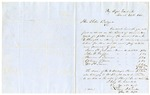 1848 March 14: Lloyd J. Beale, Washington, District of Columbia, to Solon Borland, Check for John E. Knight for $20