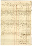 1848 April 16: James Shatwic, et al., Cahawba, Alabama, to E.N. Conway, Auditor, Inquiry about land available in Arkansas