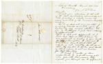 1849 August 16: James H. Crow, to Governor John S. Roane, Concerning Terrenoir [Terre Noir] Navigation Company