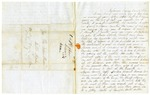 Undated [1849]: J.D. Shaw, Leanon, Arkansas, to Governor John S. Roane, Concerning events during Marion County War [Tutt-Everett War]