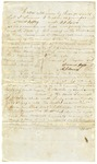 1850 November 9: Samuel I. Mason, et al., to the State of Arkansas, Security bond for Mason, Sheriff and Collector of Izard County