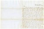 1852 October 12: L. Gibson, Surveyor General, Little Rock, to Governor John S. Roane, Report on sale of swamp and overflow lands in Helena Land District