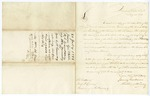 1856 July 21: James Guthrie, Secretary of the Treasury, to Governor Elias N. Conway, Request for information of railways in Arkansas
