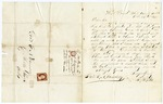 1857 October 19: R.H. Poe, West Point, Arkansas, to Governor E.N. Conway, Offer to assist in engineer's survey of White County