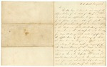1859 January 7: W.K. Sebastian, Washington, District of Columbia, to Governor E.N. Conway, Request of pardon of Lester, inmate in the state prison