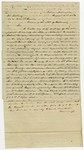 1860 August 31: Earl C. Bronaugh, Helena, Arkansas, to Governor Elias N. Conway, Requesting the appointment of a special circuit judge to hear cases in the first Judicial Circuit