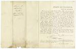 1861 January 11: William Ezzard, Mayor, Atlanta, Georgia, to Governor Rector, Circular recommending Atlanta as meeting place for Secession Congress