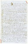 1861 June 5: Moreau Rose to the State of Arkansas, Bond for Rose as receiver of money for the Clarksville Land District