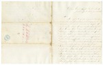 1866 June 18: Major J.T. Watson, General Superintendent of Refugees, Freedmen and Abandoned Lands, to John Tharp, Augusta, Arkansas, Concerning salary to be paid Tharp while working for the Bureau of Refugees, Freedmen and Abandoned Lands