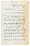1866 May 12: William H. Seward , Washington, District of Columbia, to Governor of Arkansas, Circular prohibiting the Governor or any official from issuing passports to citizens