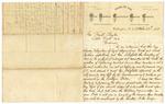 1868 October 22: Thomas L. Tullock, Washington, District of Columbia, to Governor Powell Clayton, Regarding the establishment of martial law in Arkansas