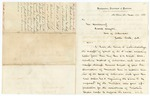 1868 November 17: Brigadier General Lovell H. Rousseau, Headquarters, Department of Louisiana, to Governor Powell Clayton, Concerning Clayton's proclamation concerning martial law