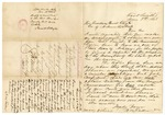 1868 June 9 and 1868 June 22: J.W. Fuller, Fort Smith, to Governor Powell Clayton, Report of salute fired at Fort Smith in celebration of acquittal of President Johnson