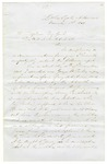 1869 March 1-4: D.P. Upham, Little Rock, et al., to Governor Powell Clayton, et al., Report on the murder of George Parker, British subject, at Augusta, Arkansas