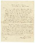 1869 October 3: A. Wood, Adjutant General of Arkansas, Order for arrest of Little Tom King, wanted for murder of Birt Everett in Marion County