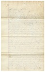 1870 December 7: Hester Jett, Executrix of  the estate of Benjamin P. Jett, Petition to General Assembly concerning the sale of land