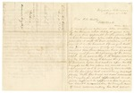 1871 August 10: L.S. Smith, Magnolia, Arkansas, to Governor O.A. Hadley, Concerning appointment of Jordan Joiner, Negro, as Justice of the Peace