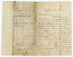 1871 September 26: S.W. Dorsey, New York City, to Governor Hadley, Concerning appointment of financial agent to represent Arkansas in Europe