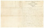 1873 May 12: A.H. Garland, Little Rock, to Governor Elisha Baxter, Concerning a bid to lease the state penitentiary