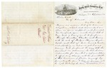 1874 April 24: W.W. Wilshire, Washington, District of Columbia, to Governor Elisha Baxter, Concerning Brooks-Baxter trouble