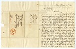1838 February 6: John A. Craig, Helena, to E. Conway, Auditor, Concerning taxes paid on land entered for redemption