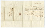 1845 November 12: Stinson and Company, Montgomery's Point, Arkansas, to A. Boileau, Little Rock, Concerning goods shipped to Mr. Conway